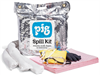 PIG Battery Acid Spill Pack Absorbs up to 4 gal., Container Type - Portable Bag Spill Kits KIT353 -- KIT353