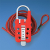 Safety & Security : Lockout Tagout Devices and Kits : Hasps -- PSL-MLDC200T