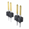 Rectangular Connectors - Headers, Male Pins -- WM20579-ND -Image
