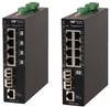 Managed Ruggedized Ethernet Power Sourcing Equipment (PSE) PoE/PoE+ switch -- RuggedNet™ GPoE+/Mi