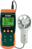 Metal Vane Thermo-Anemometer/Datalogger -- SDL300 - Image