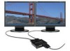 19-Inch MultiSync® 5 Series Matrox DualHead2Go Bundle: Dual LCD Monitor and Graphics Expansion Module Solution -- LCD195VX+BK-DA