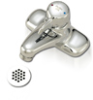 Symmons SCOT® Metering Faucet with Temperature Selection -- S-60-G-H