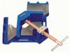 Angle Clamp,90 Deg,Steel,2-7/16 In Cap -- 10D585