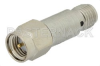 2 Watt Feed-Thru Load Up to 1,000 MHz with SMA Male to Female Passivated Stainless Steel -- PE6026 -Image