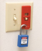 Wall Switch Lockouts (Red) -- 754476-65696