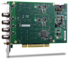 24-Bit High-Resolution Dynamic Signal Acquisition and Generation Module -- PCI-9527