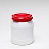 15 Liter Wide Neck Plastic Drum -- 7015 - Image