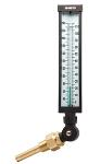 Series LFTA Liquid-Fill, Adjustable Angle Lead Free* Thermometers are used in commercial, residential, and institutional HVAC applications.