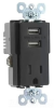 Combination Switch/Receptacle -- TR5261USB -- View Larger Image