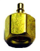 Brass Single Barbs Female Adapter -- FA-4F170B