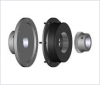 BoWex-ELASTIC® Highly Flexible Curved-Tooth Gear Flange Coupling -- HEW1/HEW2