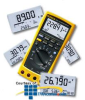 Fluke Networks Fluke 187/189 Digital/Analog Multimeter -- FLUKE-187