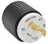 20A Electrical Plug: locking, 125VAC, NEMA L5-20 -- 70520NP