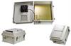 14x12x7 Inch UL Listed 120 VAC Weatherproof Enclosure w/Solid State Fan/Heat Control -- NB141207-1HFS-UL -Image