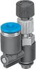 LRL-3/8-QS-10 Differential pressure regulator -- 153519-Image