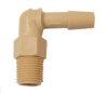 Plastic Fitting Male Pipe Adapter Elbow -- AL-R-6M6B-NN