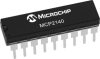 IrDA® Standard Protocol Stack controller with Fixed 9600 Band Communication Rate -- MCP2140