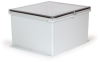 Polycarbonate Electrical Enclosure -- UPCT181610HSF -Image