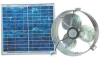 Solar Attic Ventilator,Gable Mtg -- VX2515SOLARGABL