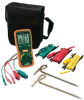 Earth Ground Resistance Tester Kit -- EX382252