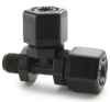 Parker Compression Male Run Tee Tube to MPT Fittings -- 60383 - Image