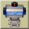 3-Piece SS Ball Valve -- IS-3PT Series