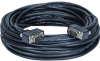 QVS 100' High-Performance Ultra-Thin VGA/QXGA Cable -- CC388M1-100