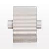 Roller Clamp Wheel, White; for 140211 -- 140212 -Image