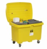 Universal Spill Cart Kit with 5in Wheels -- SPKU-CART5