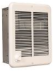 Q-MARK RESIDENTIAL FAN FORCED ELECTRIC WALL HEATER 9.4 AMPS -- IBI467701