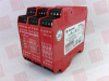 MONITORING SAFETY RELAY - INPUTS 4 N.C. 2 PNP SOLID STATE AUXILIARY OUTPUTS -- 440RG23216