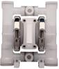 WILDEN Accu-Flo Plastic Pump -- A.25/A.25P