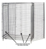 Wire Shelving - Carts - Security - 246060EPC