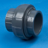 Union PVC Socket Fitting -- 28108