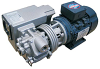 Lubricated Rotary Vane Vacuum Pump -- CP10-460