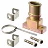 D-Sub, D-Shaped Connectors - Backshells, Hoods -- 1003-2387-ND - Image