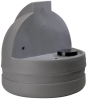 Stenner Gray 7.5 Gallon Series Tank -- 410-STS7GC