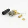 M39012/56-3006 RA SMA Male Connector Crimp/Solder Attachment For M17/93-178 Cable -- M39012/56-3006 - Image