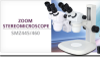 SMZ445-460 Zoom Stereomicroscope