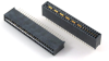 Power Edge Card Straight Solder Type Connector -- 83808-D2A2N -Image