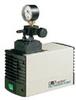 N811 KV.45P - KNF Filtration Pump, Gauge/Reg, PTFE/PPS/FKM; 0.45cfm/27