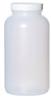 BPC1172N - Environmental Express BPC1172N Wide-Mouth Bottle, HDPE, Lev 1, Acid Rinse, 1 L; 72/Cs -- GO-35206-62