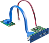 iDoor Module: 2-Port USB 3.0, mPCIe, USB-A type -- PCM-24U2U3 -- View Larger Image