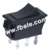 Double-poles Rocker Switch -- RS-202-5C ON-ON - Image