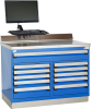 Heavy-Duty Cabinet with Accessories -- R5XHG-1018