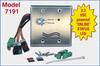 RJ45 CAT5e Online/Offline Rotary Switch -- Model 7181 -Image