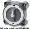 Blue Sea Systems 3000 HD-Series On-Off Battery Switch, 600A, 32V