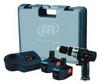Cordless Drill/Driver Kit,14.4 V,1/2 In -- 4NLP5