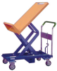 Lift and Tilt Manual Mobile Lift Tables - Image